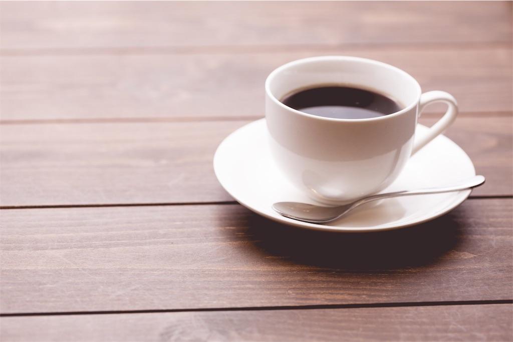 朝すっきり起きられるシナモンとコーヒー
