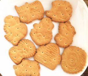 カルディの動物クッキー