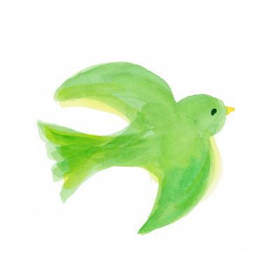 肩こりが治って楽に飛ぶ鳥