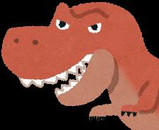 ティラノノサウルス 恐竜