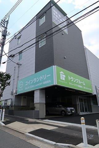 ストレージプラス板橋徳丸店