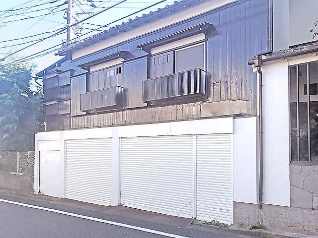 加瀬のガレージ倉庫世田谷区奥沢店