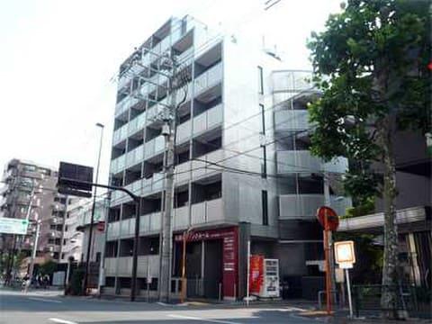 加瀬のトランクルーム杉並区方南町(和泉)店