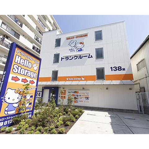 トランクハウス24江東千石店