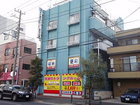 加瀬のトランクルーム江東区東砂5丁目店
