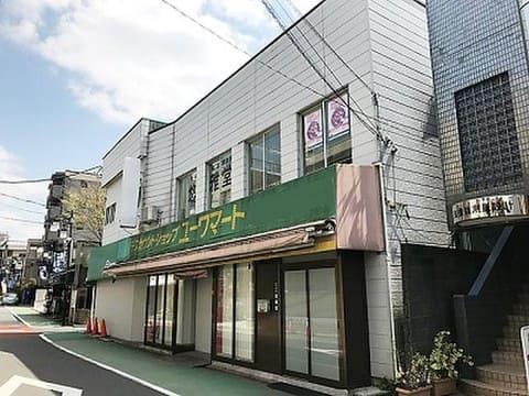加瀬のトランクルーム練馬区北町2店