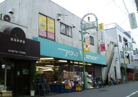 加瀬のトランクルーム江戸川区江戸川店