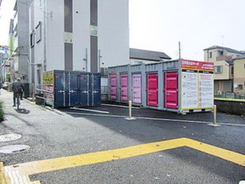 加瀬のレンタルボックス江戸川区大杉店