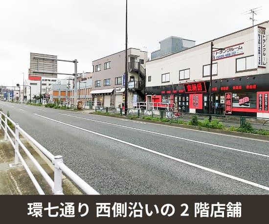 収納ピット江戸川大杉5丁目店