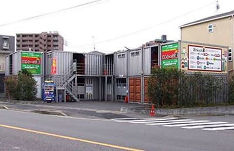 ストレージ王篠崎町2丁目トランクルーム店